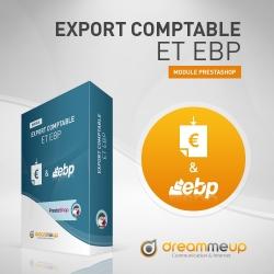 DMU Accounting export and EBP module