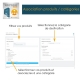 DMU Quick products / categories association