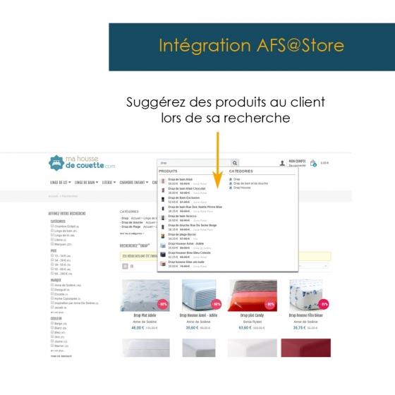 AFS@Store Antidot Prestashop Module